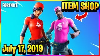 FORTNITE ITEM SHOP *NEW* CUSTOMIZABLE WORLD CUP SKINS AND FREE BANNERS! | ITEM SHOP (July 17, 2019)