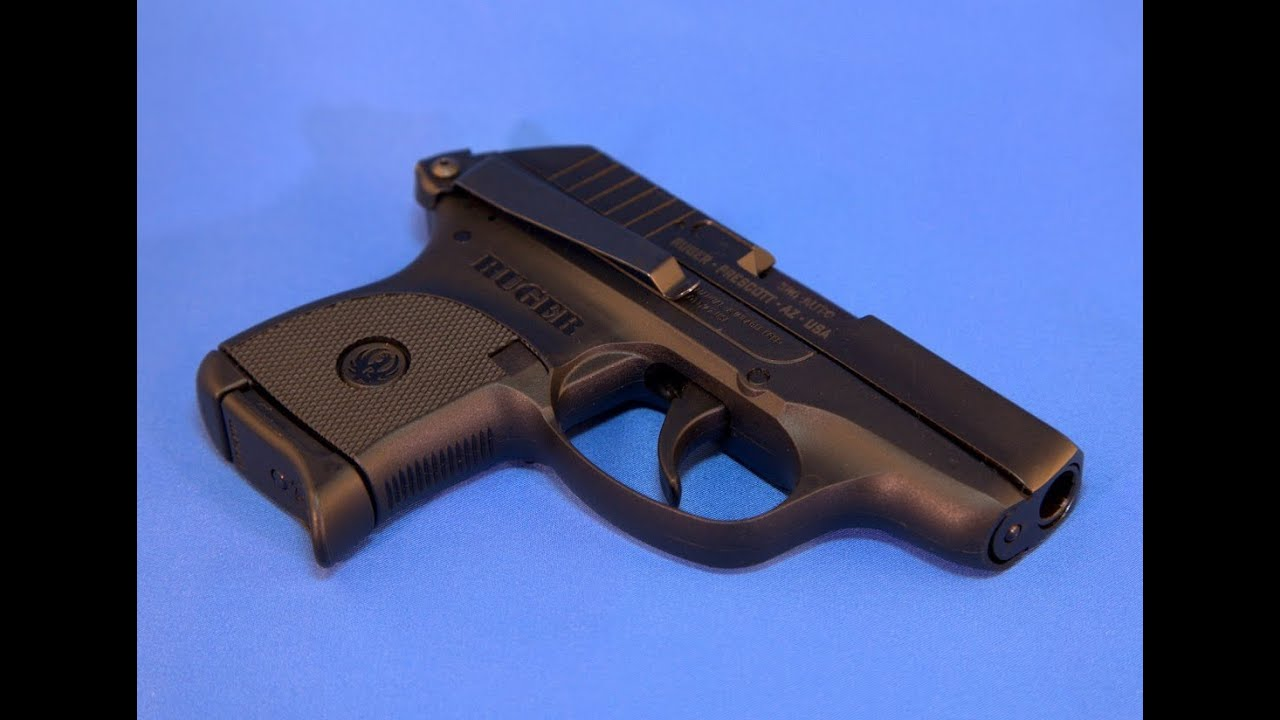 Ruger Lcp 380 Disassembly