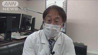 """医療現場は""""次への準備""""「専用病棟整備の支援を」(20/05/25)"""