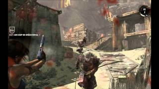 Tomb Raider 2013 - Samurai Assault | Battle - Gameplay [HD 1080p] NO COMMENTARY | PC