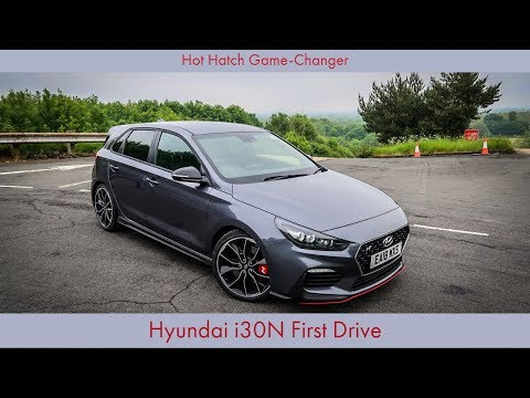 Hot Hatch Game Changer Hyundai i30N First Drive