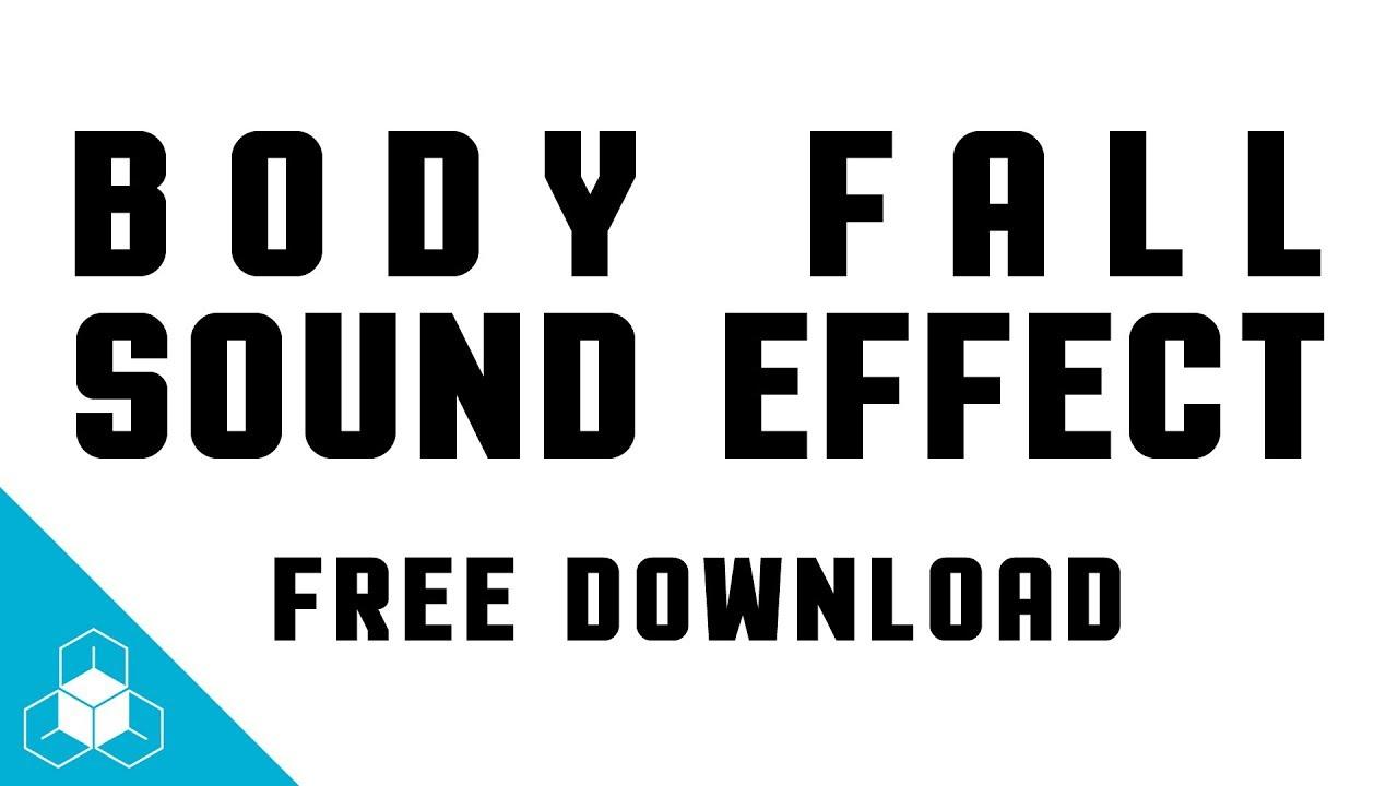 BODY FALL SOUND EFFECT - Free Gore / Combat / Impact SFX Download