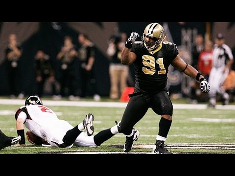 Will Smith Super Bowl Season Highlights (2009) | NFL
