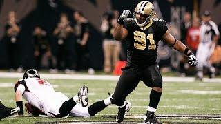 Will Smith Super Bowl Season Highlights (2009) | NFL