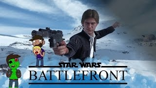 STAR WARS BATTLEFRONT GAMEPLAY - Han Solo Baby! #4 [1080p 60FPS]