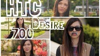 HTC Desire 700: обзор смартфона