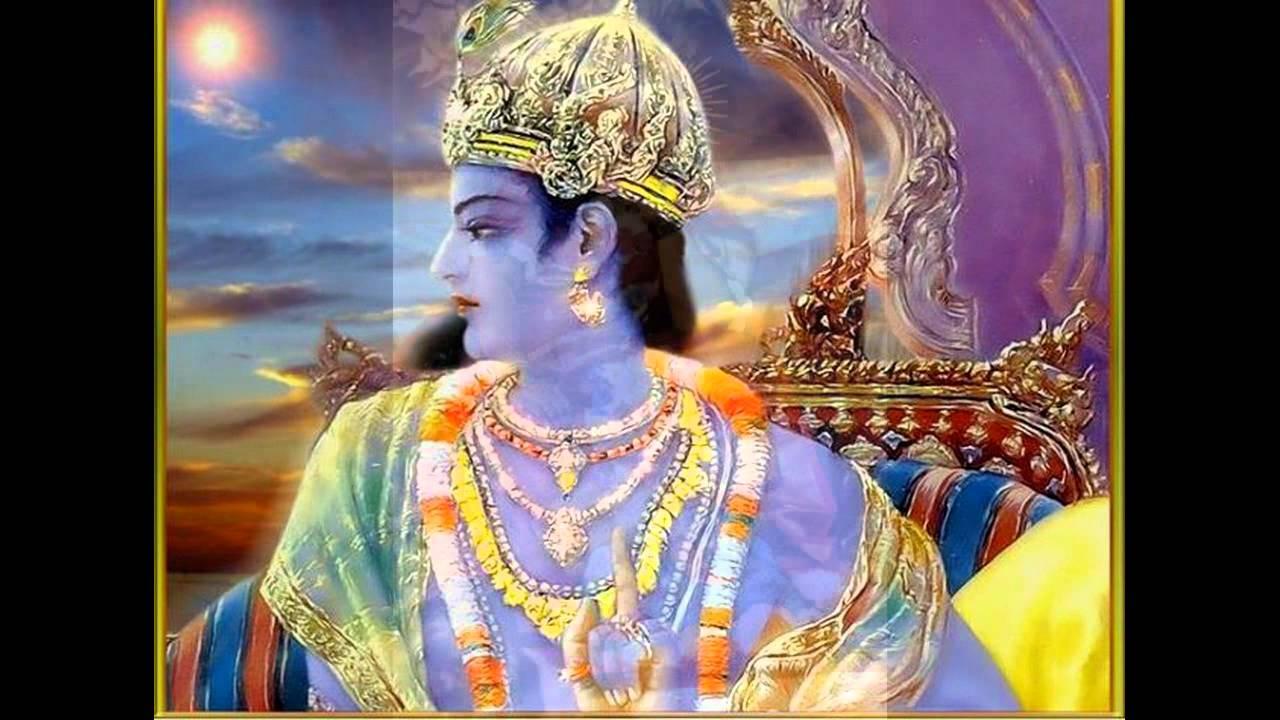 Sahaja Yoga - Bhajan Shri Krishna - 1989 - YouTube