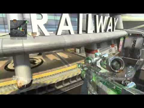 Ohh Crazyyy - Black Ops II Game Clip