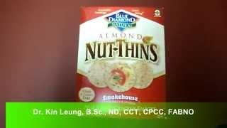 Review Blue Diamond Almond Nut Thins Nut Thins Smokehouse Gluten Wheat Free