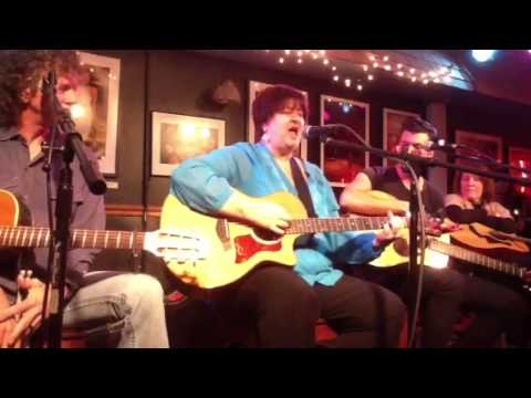 """Barbara Cloyd - """"I Guess You Had to Be There"""" - Bluebird Cafe - 10/25/2013"""