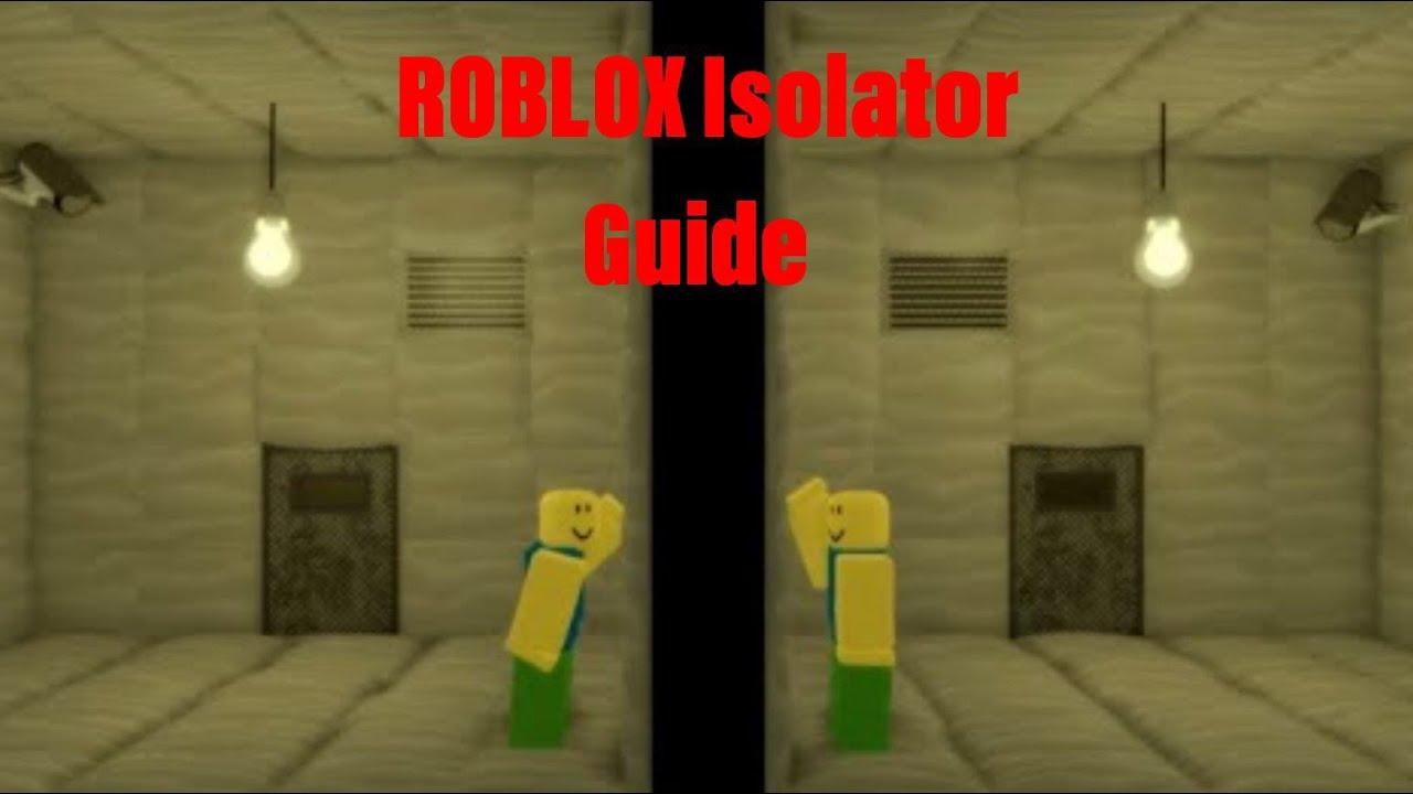 Roblox Isolator Guide Youtube
