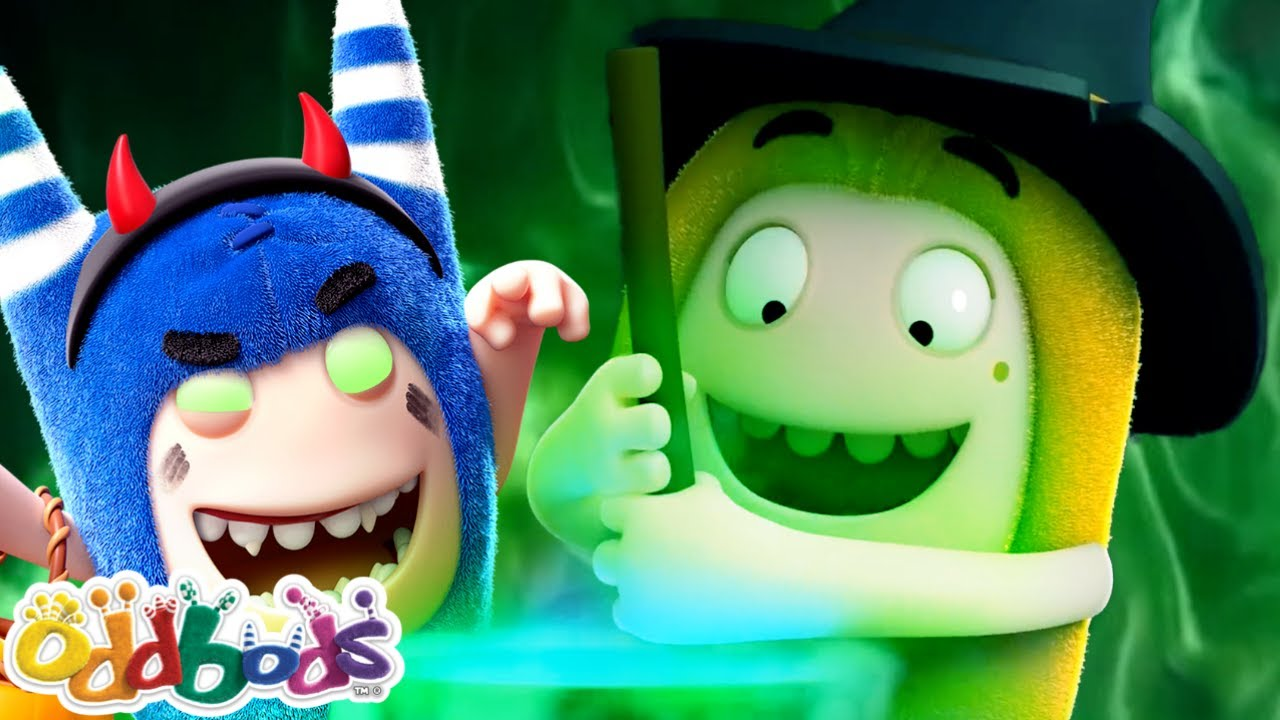Oddbods | De La Magie Et Des Monstres! | Dessins Animés Amusants Pour Les Enfants