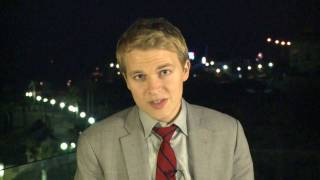 Ronan Farrow answers questions from the U.S. Embassy and YaLa Young Leaders' Facebook pages