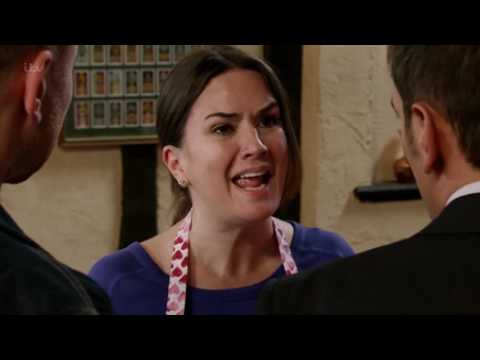 Anna Tries To Defend Faye's Name - Coronation Street