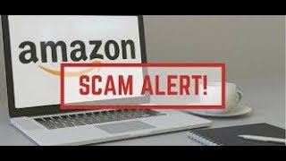 "Amazon Scam "" Triggered Scammer Dancing Fun "" 716-948-2624"