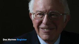 Full interview: Bernie Sanders meets with the Register's editorial board (12.6.19) Watch live as presidential candidate and U.S. Sen. Bernie Sanders of Vermont meets with the Register's editorial board on Friday, Dec. 6, 2019. Read more: ..., From YouTubeVideos