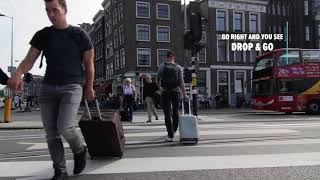 Luggage Storage and Delivery Service Amsterdam