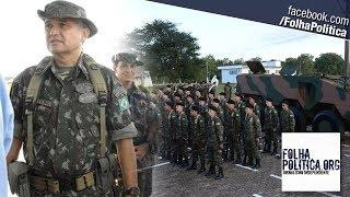 General Girão Monteiro manda recado para Ciro Gomes após ofensa a Mourão e às Forças Armadas