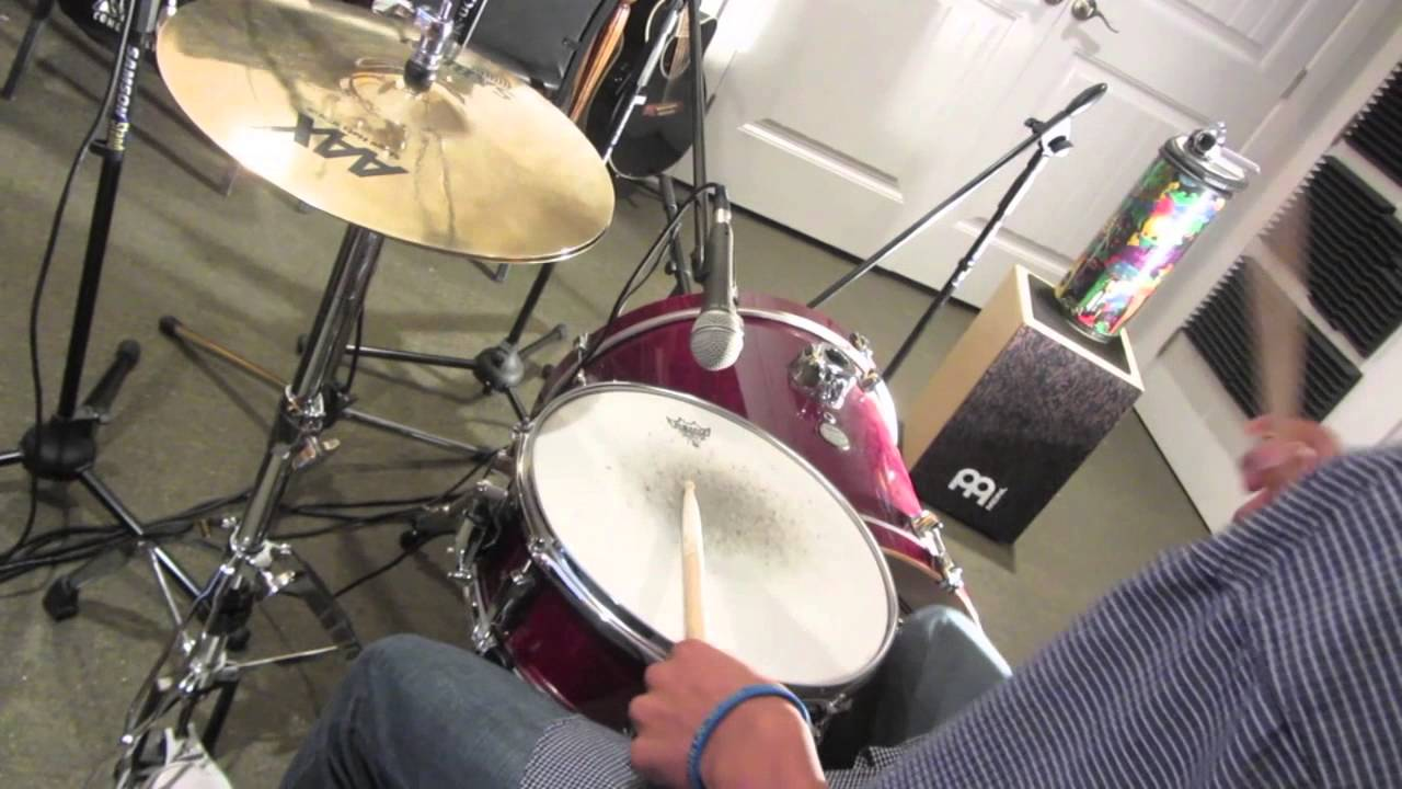 Kick, Snare, Hi-Hat (Drum Solo) - by Devin Wolfe - YouTube