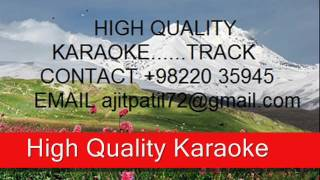 Jivlaga Kadhi Re Yeshil Tu - Karaoke