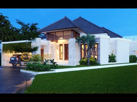 jasa arsitek desain rumah bapak taufik hidayat - padang