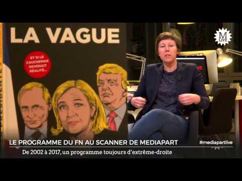 Le programme de Le Pen au scanner: l'intégrale