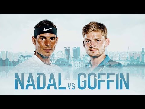 Nadal And Goffin Ready For Opening Showdown Nitto ATP Finals 2017