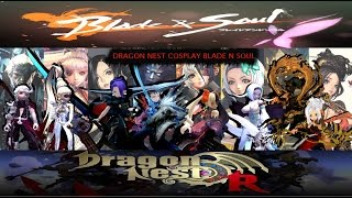 Dragon Nest X Blade & Soul - Costume Mod