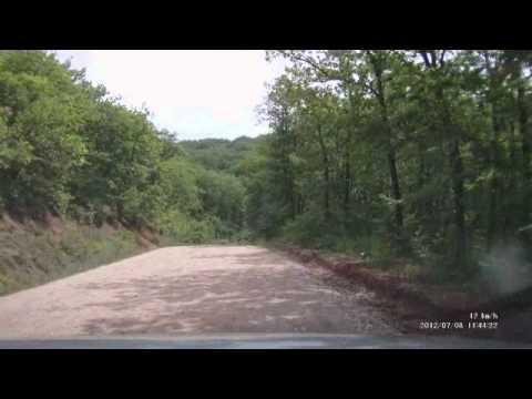 Дорога до Мраморной пещеры