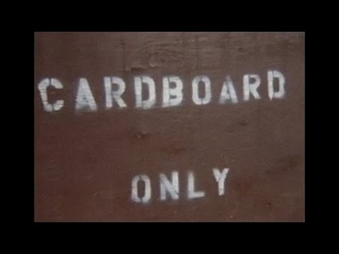Cardboard Only  A Short Film by Jared Hess 2001