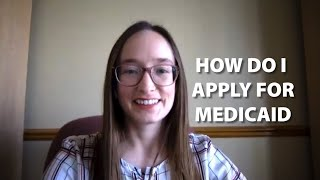 How Do I Aṗply For Medicaid?