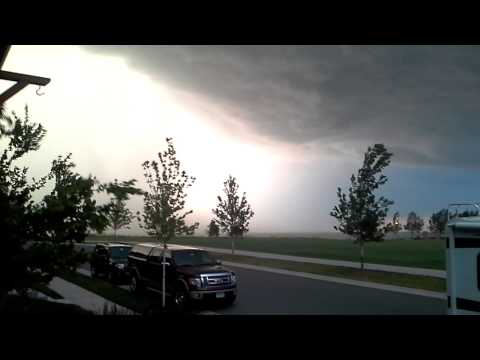 Storm on it's way (Arvada, CO 7/7/14)