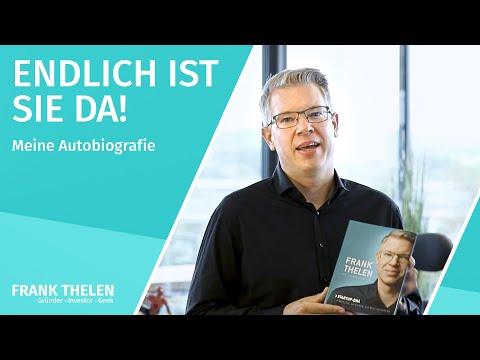 Frank Thelen Startup-DNA Die Autobiografie