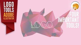 4 IMPORTANT Illustrator Logo Design Tools | Satori Graphics