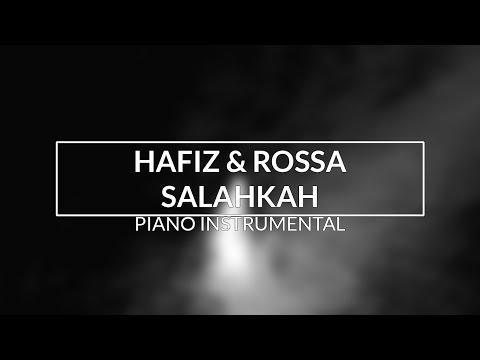 Hafiz ft. Rossa - Salahkah (Piano Instrumental Cover)