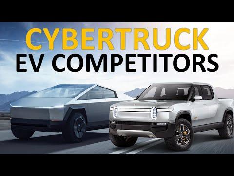 Tesla Cybertruck VS Rivian & Future Electric Trucks: How Does Tesla Stack up to Upcoming EV Trucks?