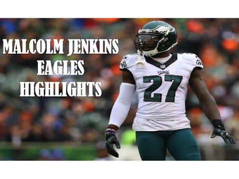 Malcolm Jenkins Eagles Highlights