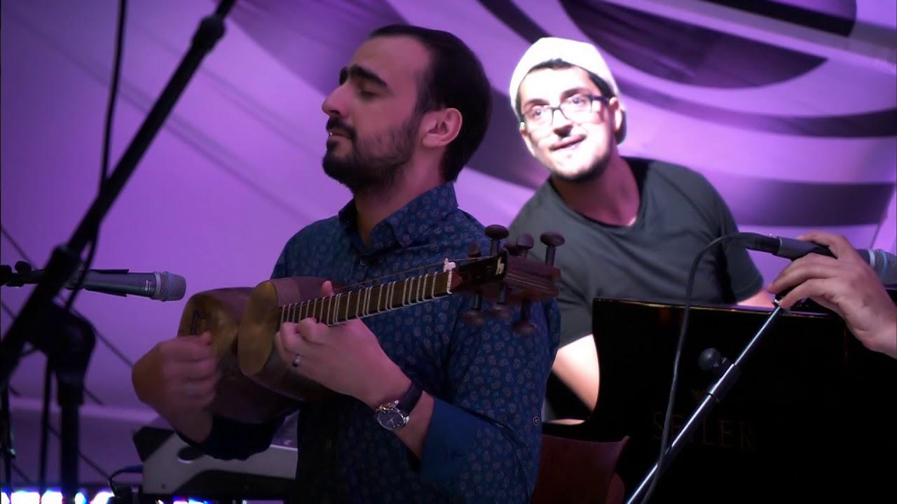 "Azeri folk song ""Gul Acdi"". Ruslan Agababayev Ethnic Jazz Group"