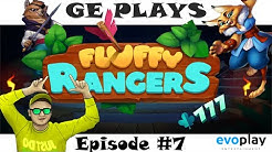 👉💰 GE plays: Fluffy Rangers slot game review (Evoplay Entertainment) #7 | SixSlots 💰