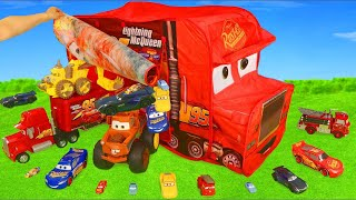Download Disney Cars - Lightning McQueen jouets - petites voitures jouets - Cars toys for kids Mp3 and Videos