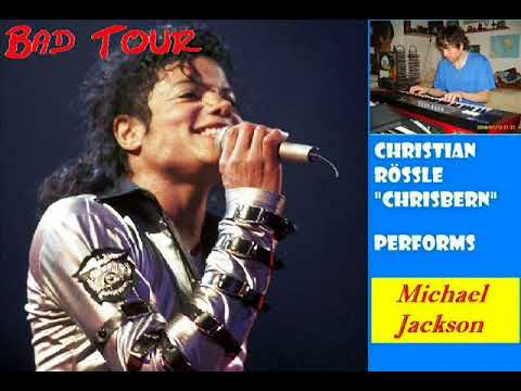 You Are My Lovely One (Bad Tour) - M. Jackson (instrumental by Ch. Rössle)