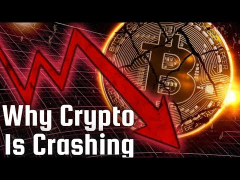 Why Cryptocurrency Is Crashing (Bitcoin Down 12%!)