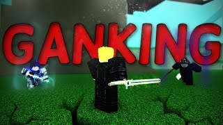 Jumping People In Rogue lineage - Roblox Rogue Lineage Ganking (Episode 13)