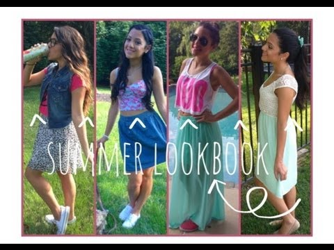 NikiandGabibeauty Summer look book ☼