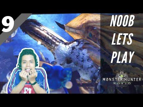 Ice Queen Legiana - Monster Hunter World #9 - Indonesia thumbnail