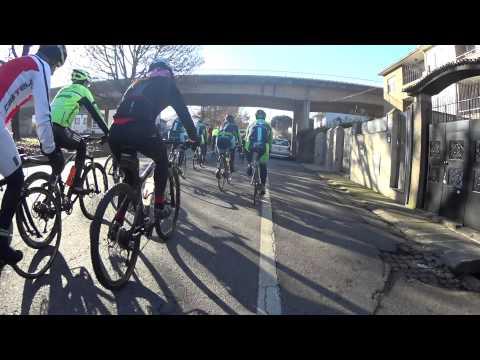 Passeio Ribeiros Bike Primeiras pedaladas 2015
