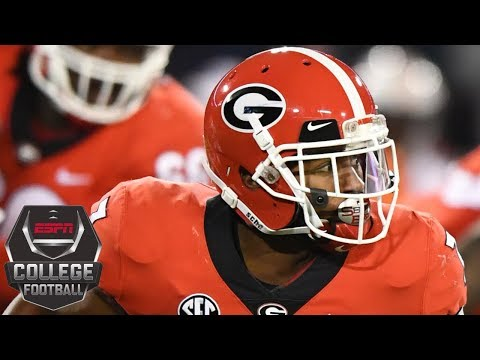 Dan's Football Page - Can Georgia Challenge Mighty Alabama?