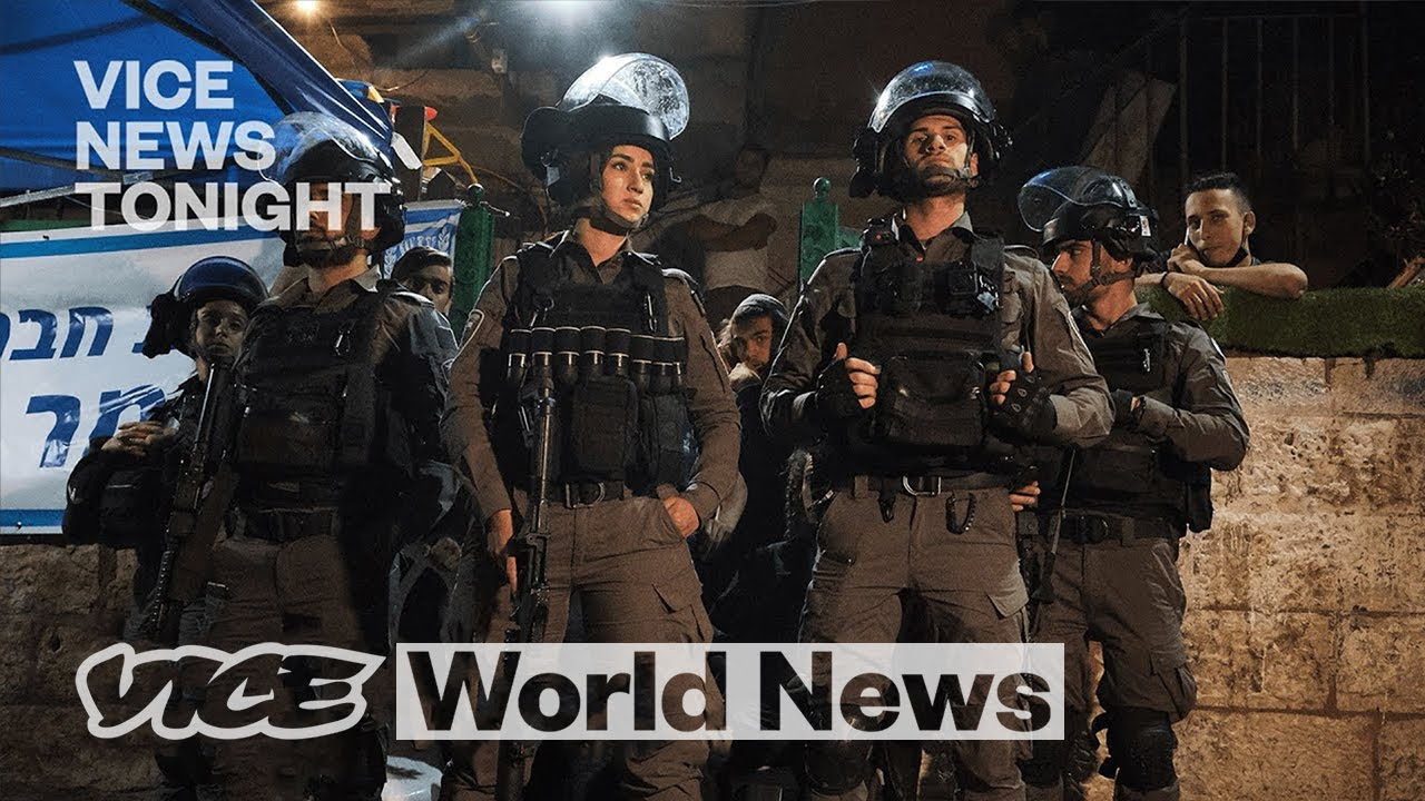 Latest work for Vice News from Jerusalem