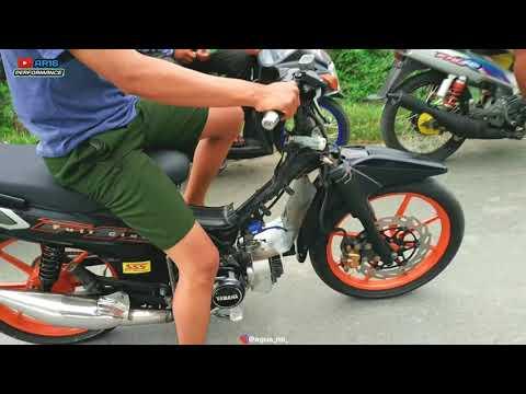 F1ZR 116cc Tune UP