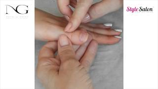 Про большой проблемный палец / About the big problematic finger